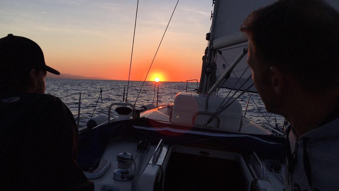 Sunrise Sailing Barcelona