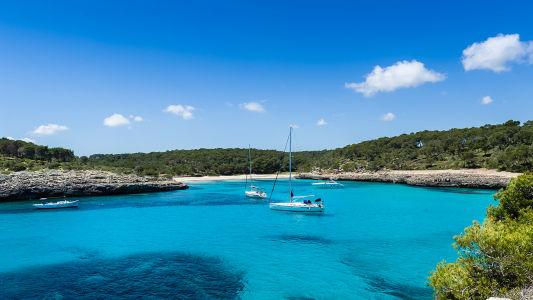 Vuelta Ibiza en velero