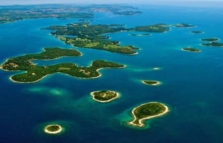 Viaje en velero por Croacia