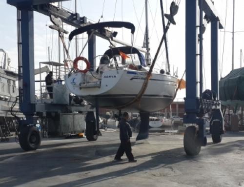 Mantenimiento básico del barco