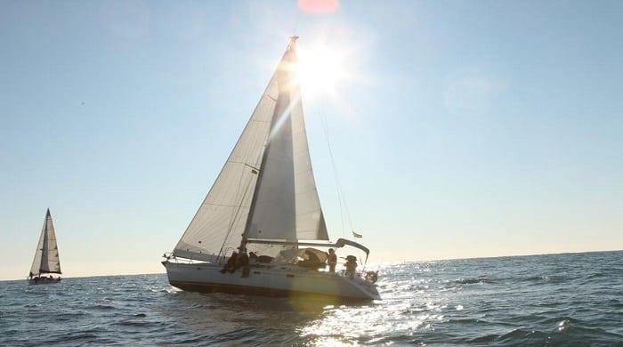 Cómo coger experiencia para navegar por Baleares