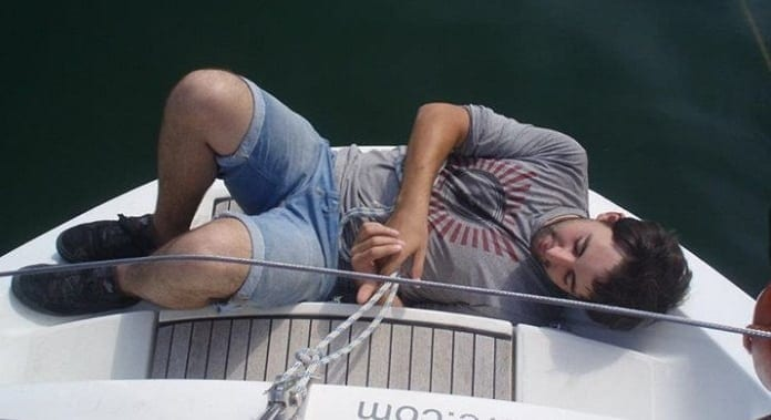 Algunos consejos para no marearse en el barco.
