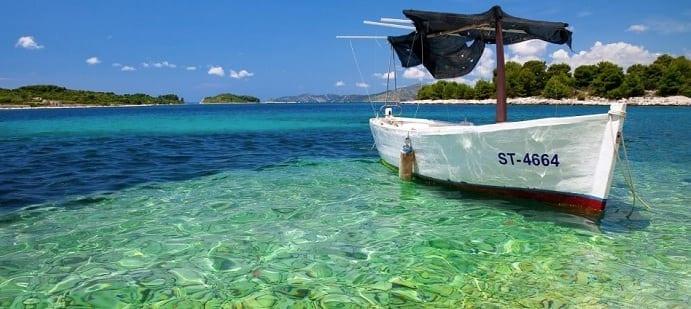 La licencia de navegación no te llevará a Croacia; pero es un buen punto de partida...