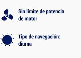 Información Licencia Navegación