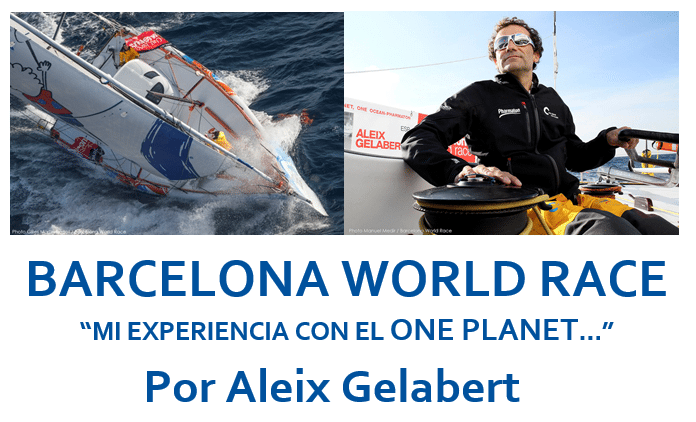 Nautica Neptuno Barcelona world race