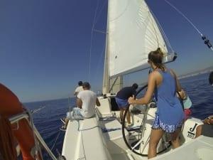 Wharf Rat en clases de vela