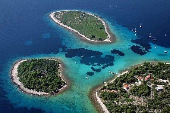 Islas Drvenik Veli