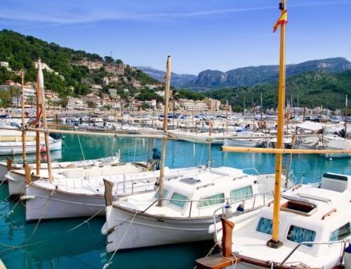 Mallorca y Cabrera en velero
