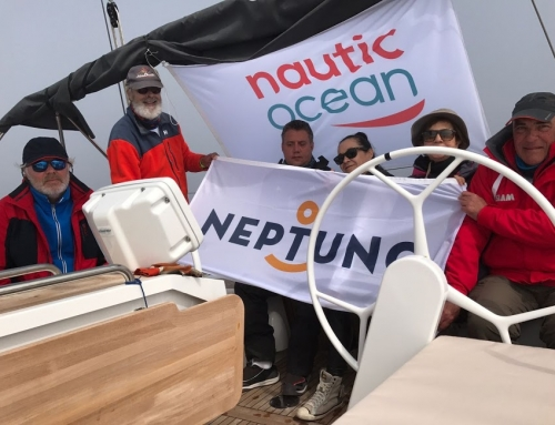 Alumnos de Neptuno en La Ruta de la Sal