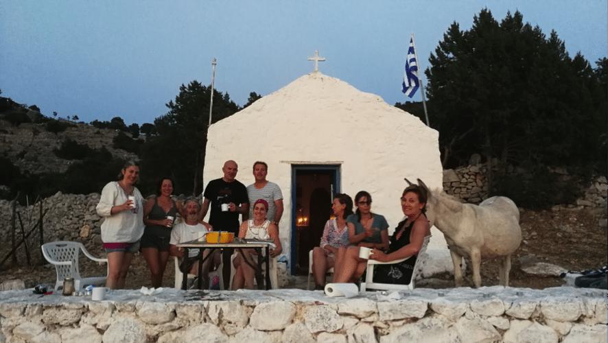 grecia y sailing passion
