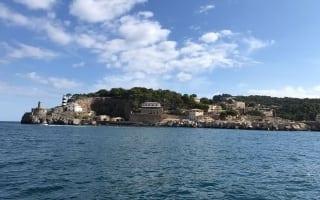 Navegando de Mallorca a Menorca