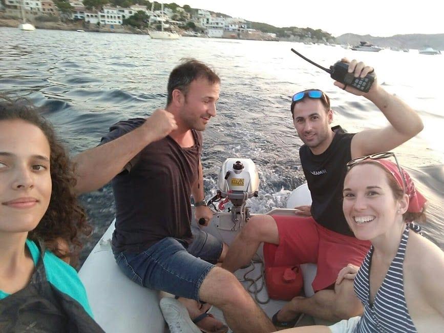 dinghy velero