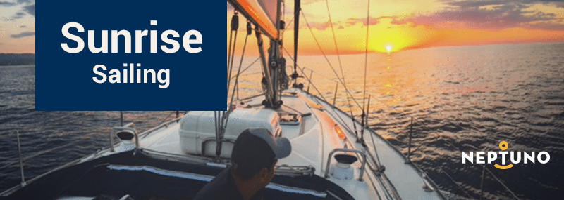 Sunrise Sailing Barcelona