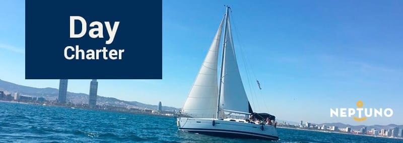 sailboat charter Barcelona
