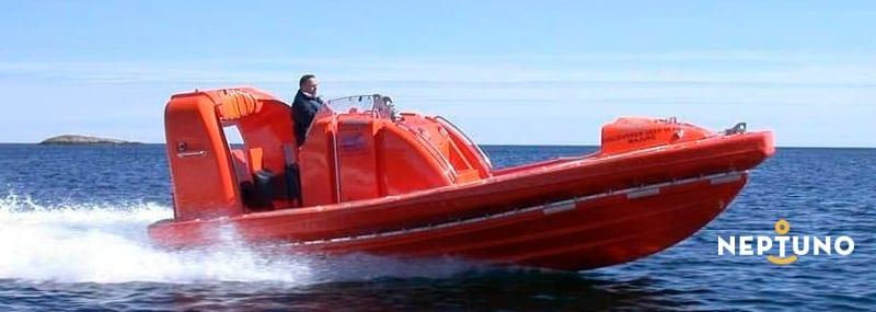Certificado Botes de Rescate Rapidos
