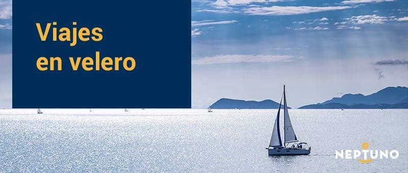 Viajes y vacaciones en velero