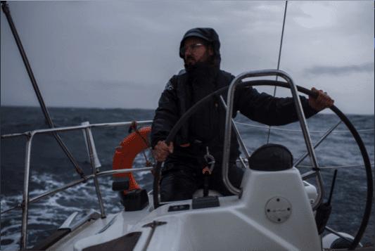 Navegar en invierno