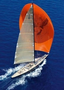 superyacht spinnaker