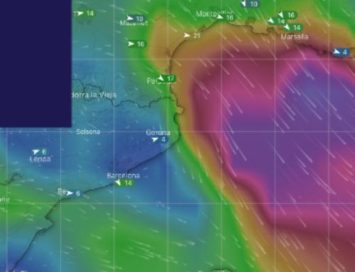 Predicción del tiempo con windy.com