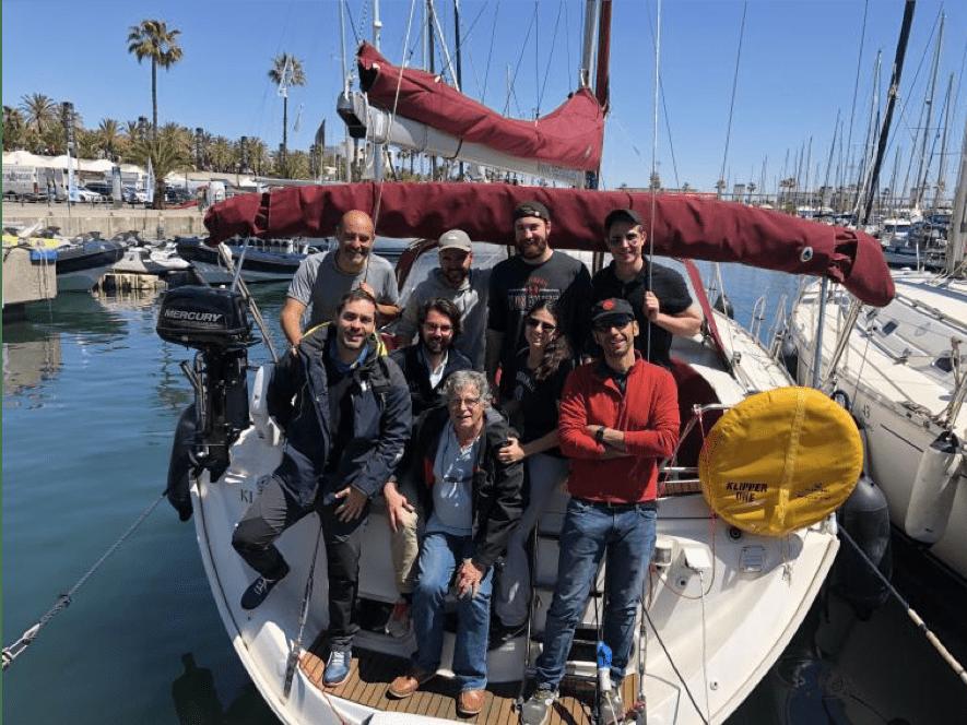 tripulacion de neptuno