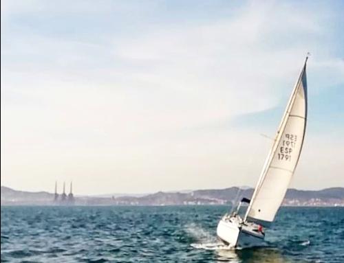 Travesía por el mediterráneo – Preparación del velero