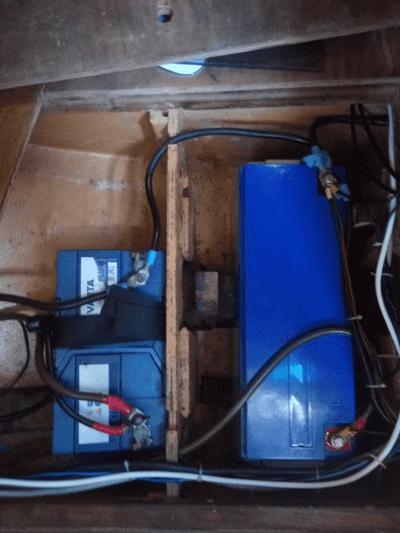 Baterias solar
