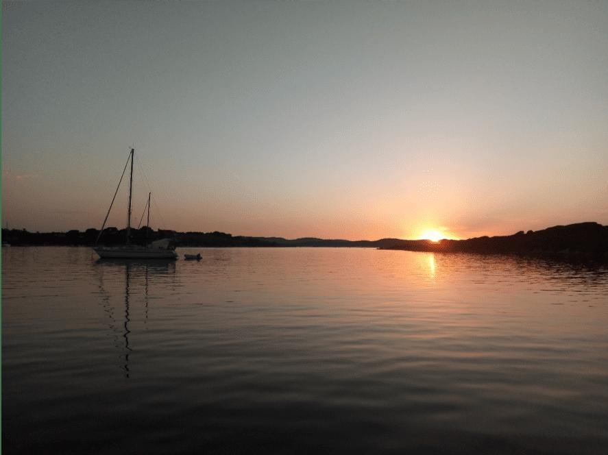 navegando cerdena