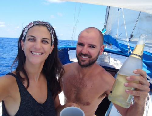 Travesía por el mediterráneo – Rumbo a Grecia