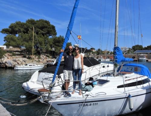 Travesia por el mediterráneo – Empieza la aventura