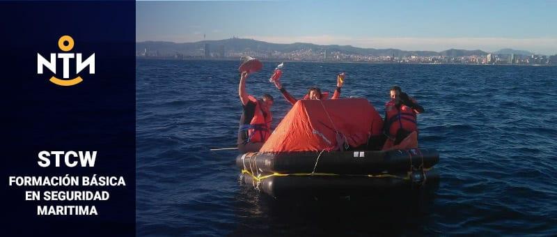 formacion basica en seguridad maritima