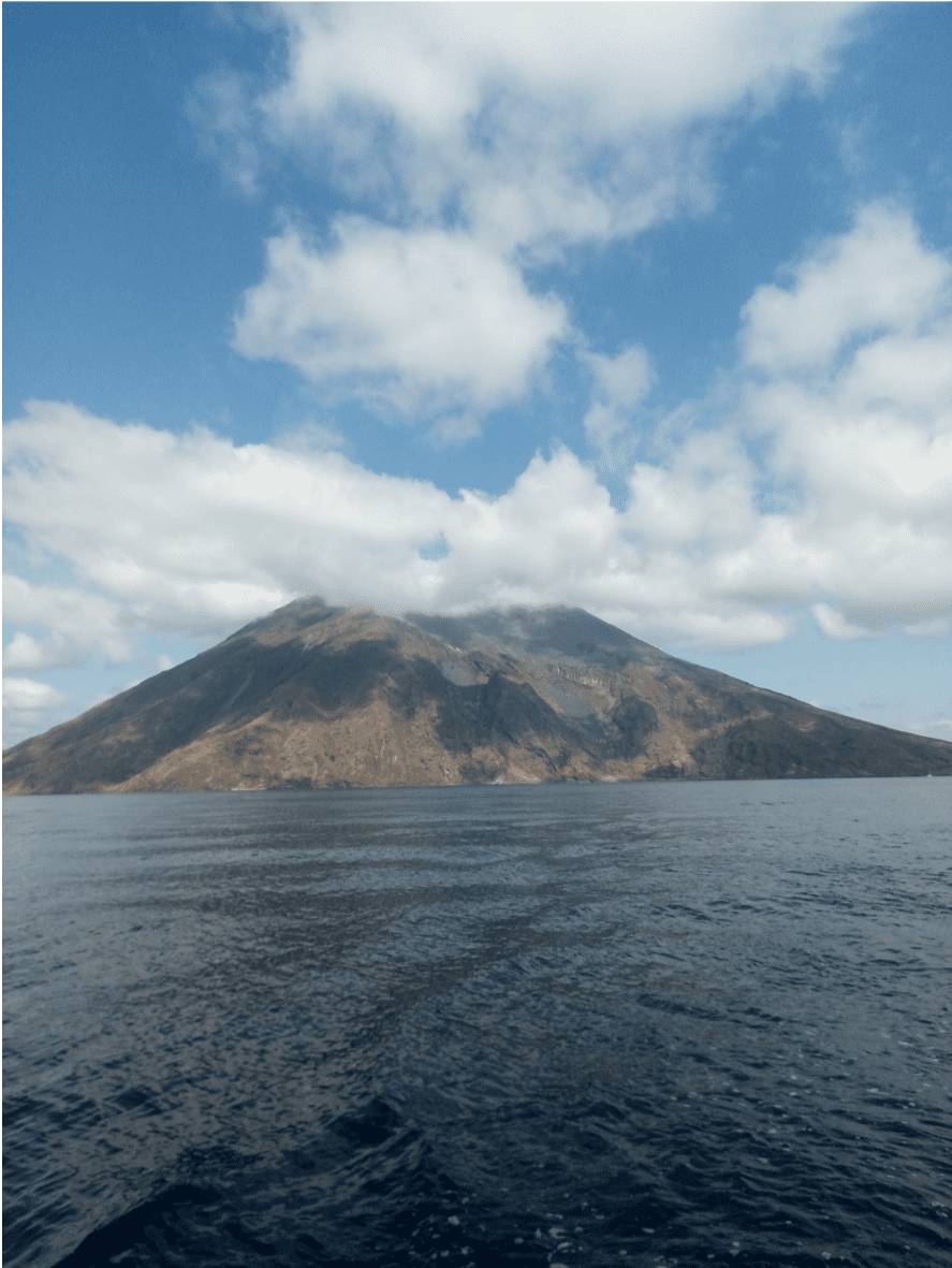 volcan dia