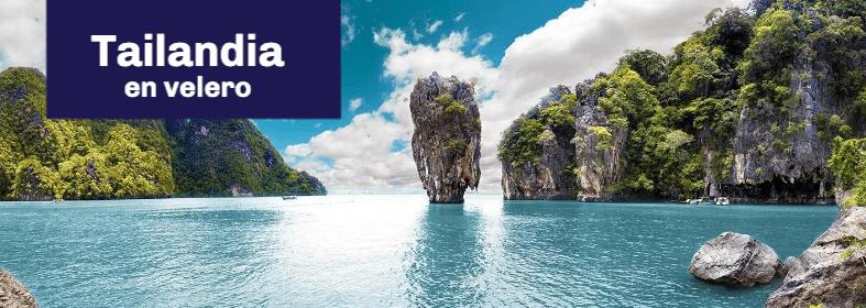 Tailandia en Velero