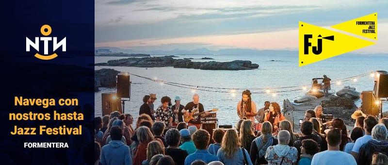 Formentera Jazz Festival en Velero