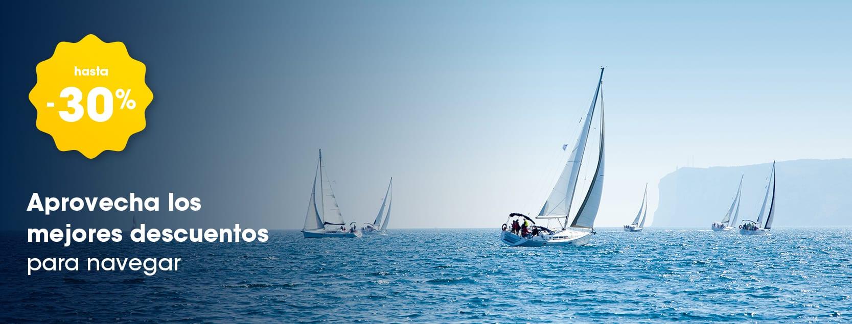 descuentos en cursos nauticos
