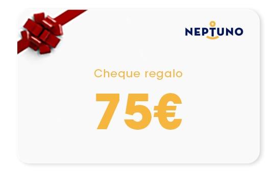 cheque regalo nautico 75 euros