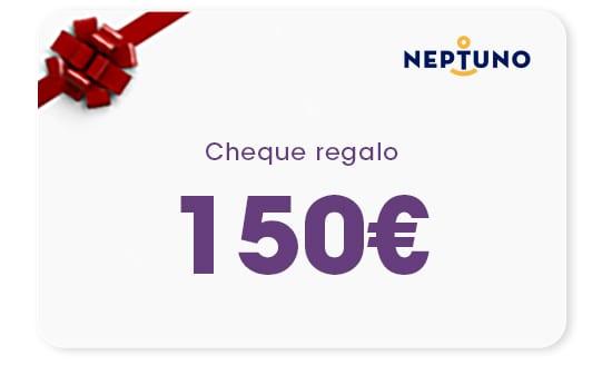 cheque regalo 150 euros