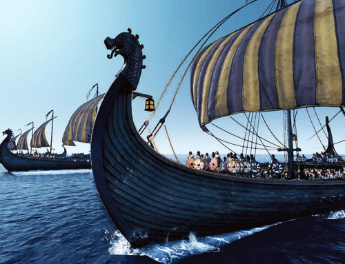 Embarcaciones históricas: Barcos vikingos