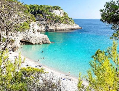 Las 7 mejores playas de Menorca