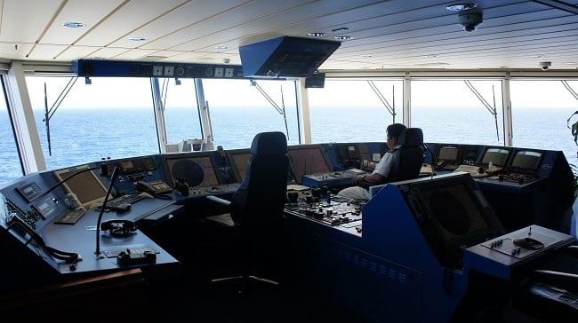Puente barco
