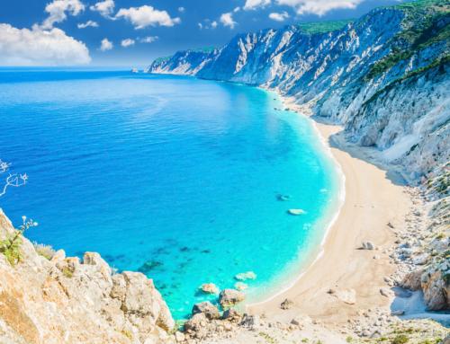 Navegar por las islas Jónicas