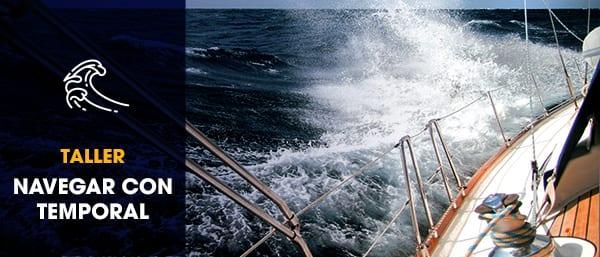 navegar con temporal