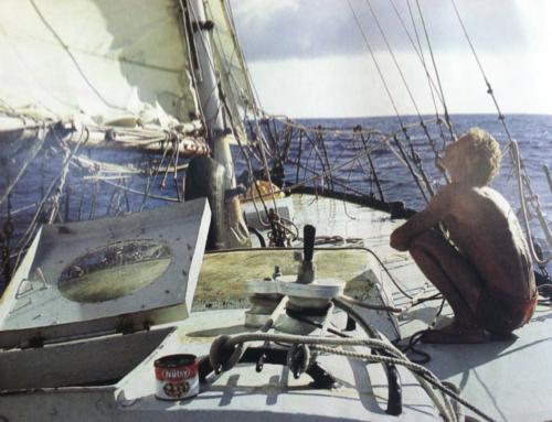 Grandes Navegantes: Bernard Moitessier