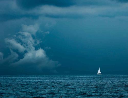 ¿Capear o correr el temporal?