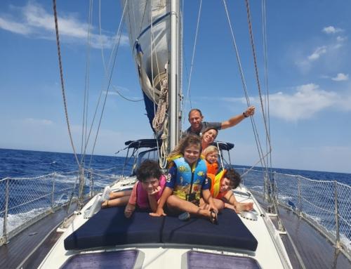 Recomendaciones para navegar con niños