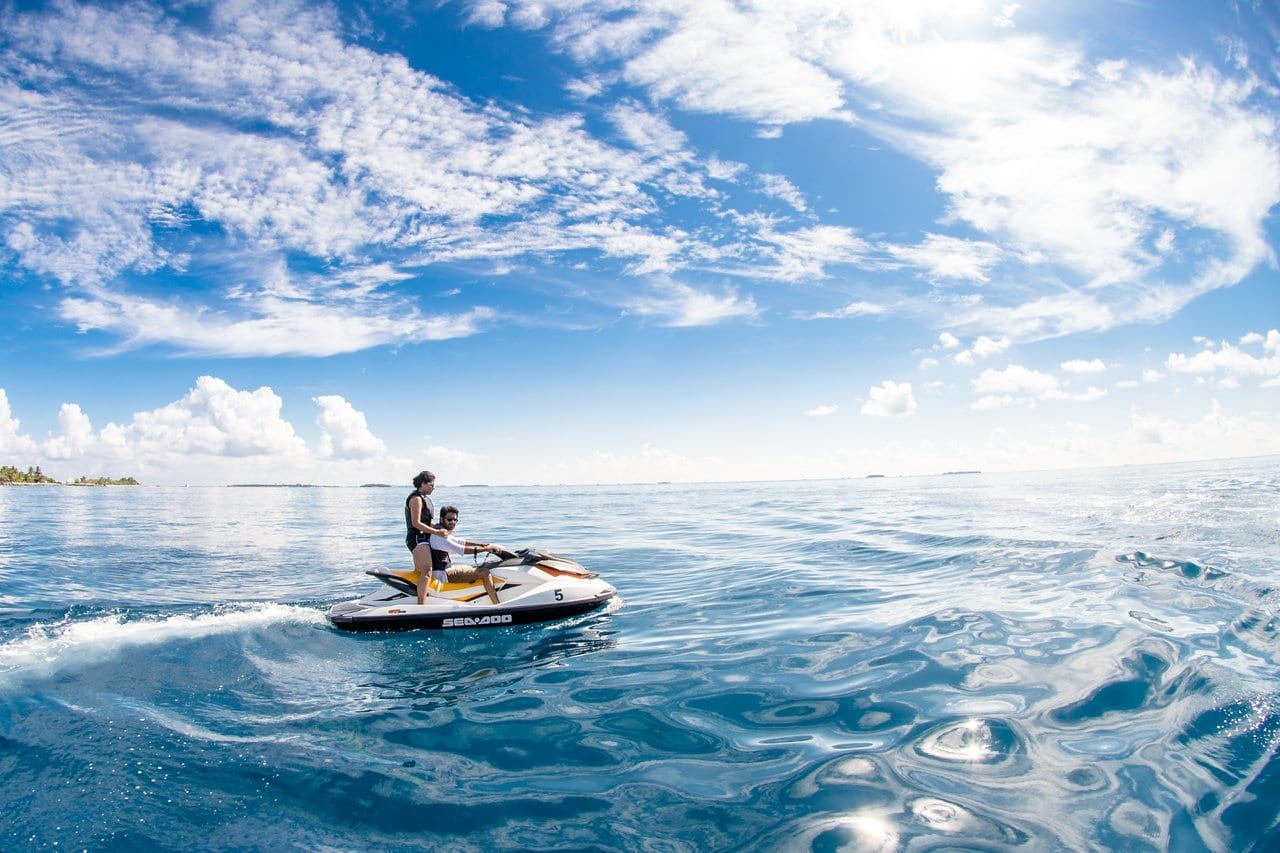licencia para moto de agua