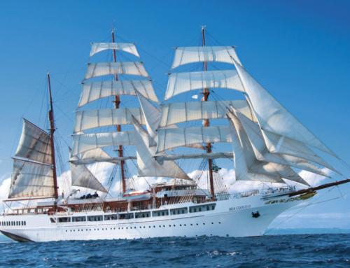 Los 5 veleros más grandes del mundo