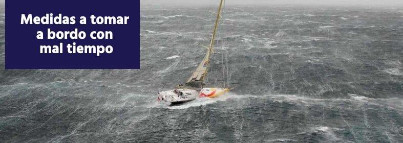 mal tiempo navegando