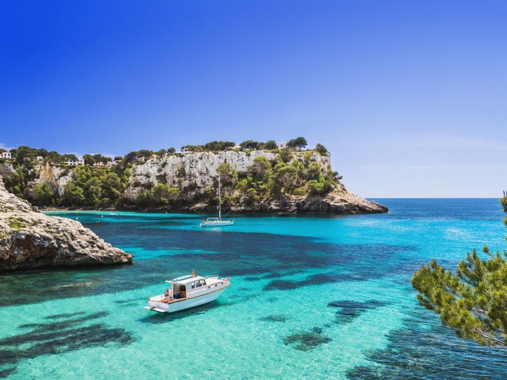 navegar por el mediterráneo