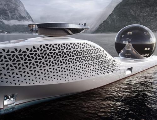 La nueva tendencia: Superyates híbridos entre lujo e investigación